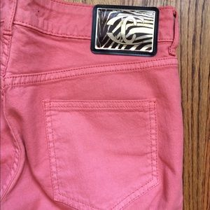 Just Cavalli Denim - Just Cavalli Salmon Stretch Jeans sz 27