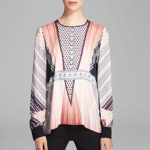 Clover Canyon Pink Ballerina Top