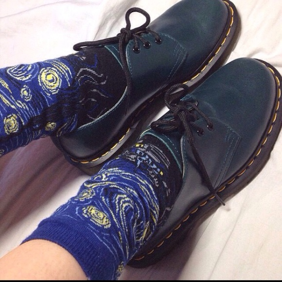 Van gogh Shoes Van Gogh 'Starry Night' socks | Fashion