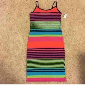 NWT fitted dress sz L