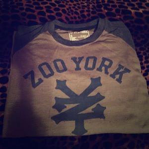 Long sleeve zoo York T shirt
