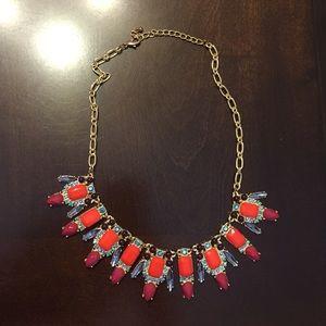 Statement necklace jcrew inspired. Make offer
