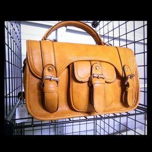 Handbags - SOLD!! Fashionable Hand Bag w/ Long Strap