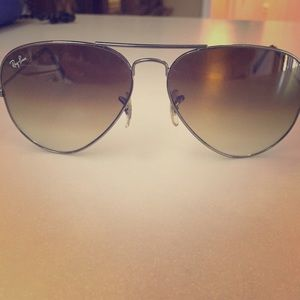 Ray-Ban Accessories - Authentic Ray Ban aviators..Very few scratches