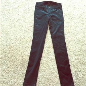 Corduroy pants. Mango
