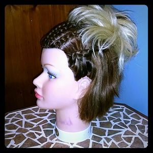 Accessories - Blonge hair extensions pony tail wrap