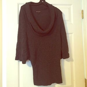 Express cowl neck sweater size small