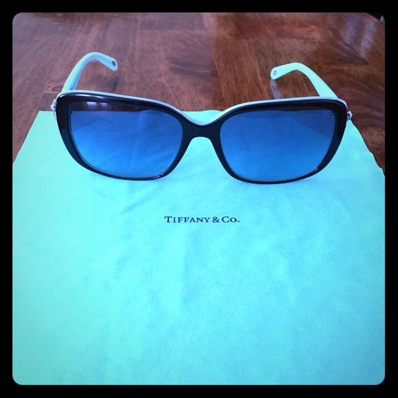 420164fd2e44 Tiffany TF4092 Blue Core Tiffany Twist Sunglasses.  M 55f7177656b2d6f890019cdd. Other Accessories ...
