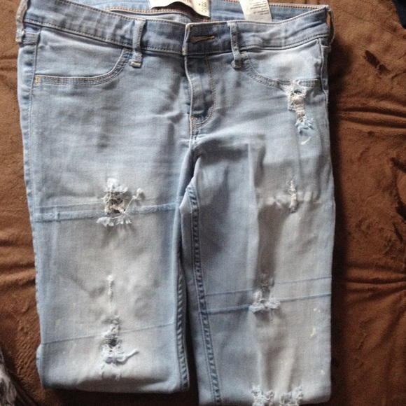 hollister pants size