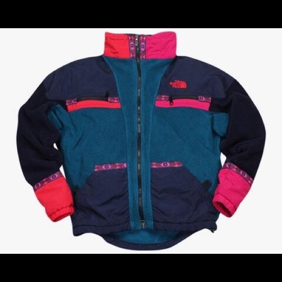 30af887ee Vintage North Face Rage Jacket