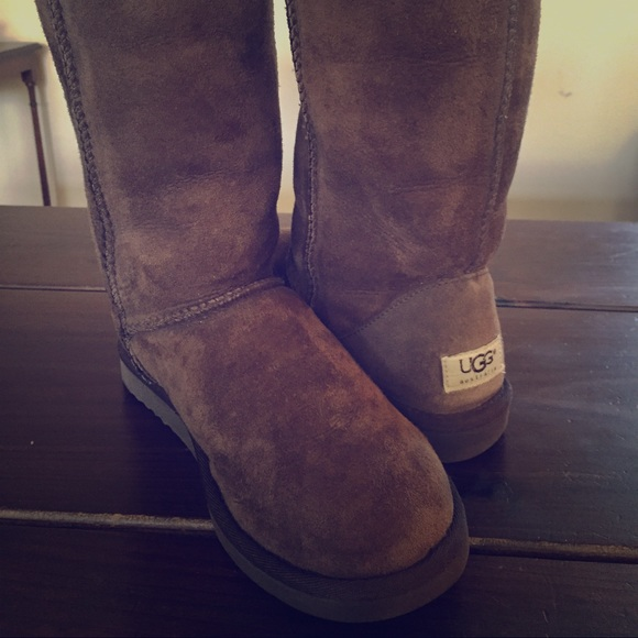 Classic Tall Chocolate Brown Ugg Boots
