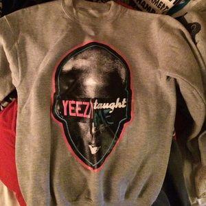 Jackets & Blazers - Yeezy Taught Me Sweatshirt