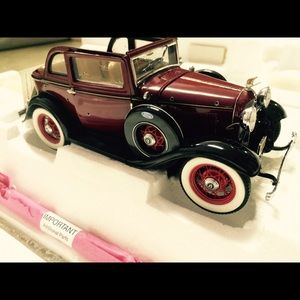 Used, 1:24 diecast collectible 5617294244 victorNWT for sale