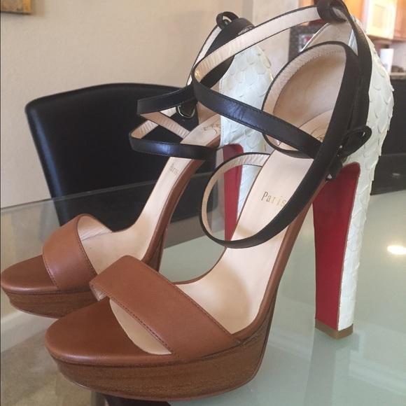 christian loui vuitton shoes - 32% off Christian Louboutin Shoes - ??SOLD??Christian Louboutin ...
