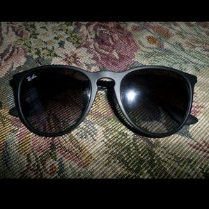 Authentic Ray-ban Erika Sunglasses