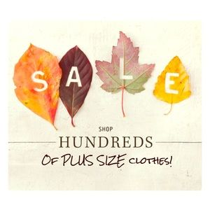 Plus Size clothing and shoes!
