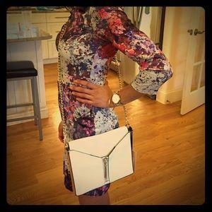 NWT Pour La Victoire Provence Crossbody bag, white