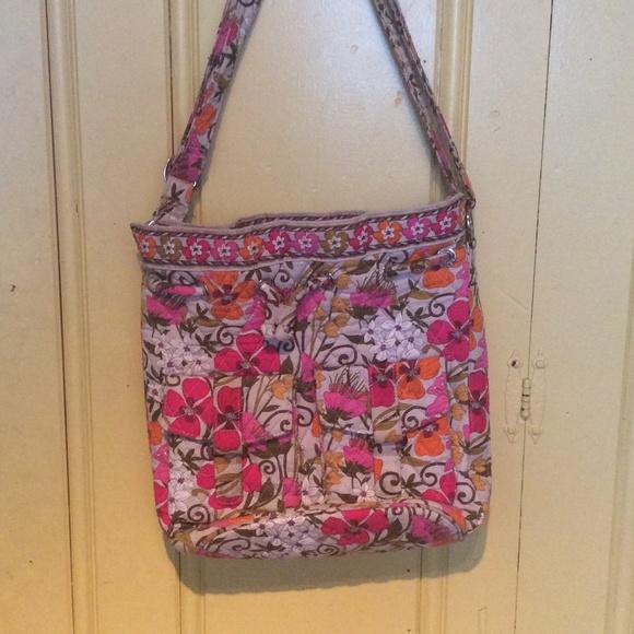71 Off Vera Bradley Handbags Vera Bradley Tea Garden