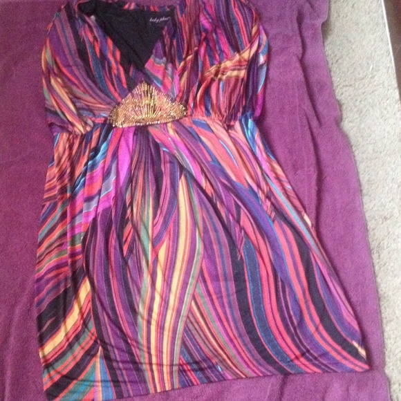 9448bbe7d7 Baby Phat Dresses   Skirts - Cute plus size baby phat party dress