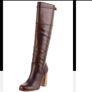 91 report boots report saco knee high boots from