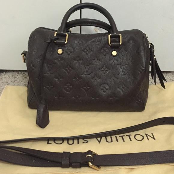 7179b37c493b9 Louis Vuitton Handbags - Louis Vuitton Empreinte Speedy 25