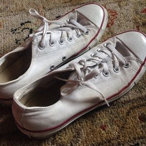 Converse Shoes | Old Style White