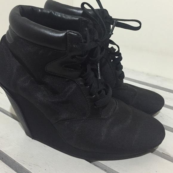 9224a89274 Adidas SLVR black wedge. M 55f783472ba50a5b9201d989