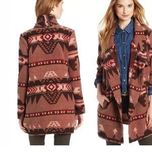 BBDakota southwestern coat size M
