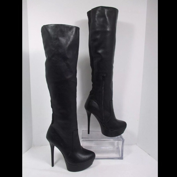 46% off Steve Madden Shoes - 🚫 S O L D Steve Madden - Thigh High ...
