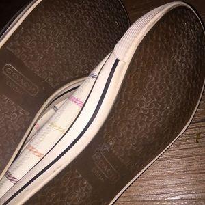 Coach Shoes - Coach High top Low top shoes.