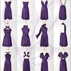 Short Infinity Dress