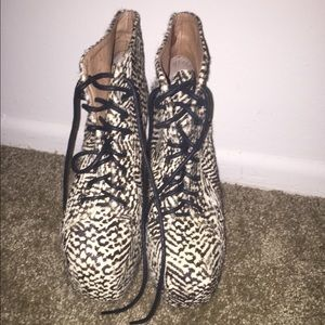 Animal Print Jeffrey Campbell