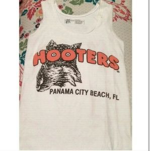 Tops - Hooters Panama City shirt