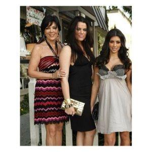 Missoni Dresses & Skirts - NWT Missoni Zig Zag Halter Dress Kim Kardashian 40
