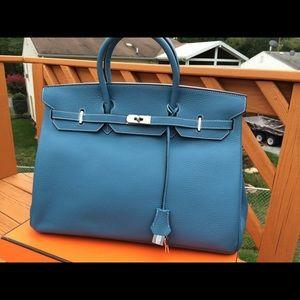replica handbags made in china - 100% off Handbags - Hermes Birkin Style Handbag from Jordan\u0026#39;s ...