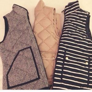 Jackets & Blazers - ISO NOT SELLING J CREW INSPIRED VESTS