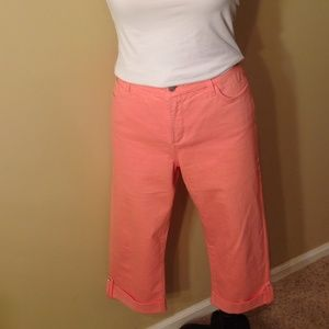 Not your daughters jeans Capri pants