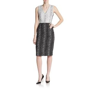 Reed Krakoff Dresses & Skirts - NWT Reed Krakoff Viper Cheetah V-neck Dress size 0