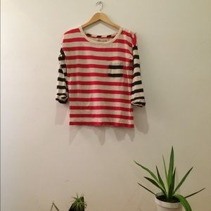 Madewell Striped Tee