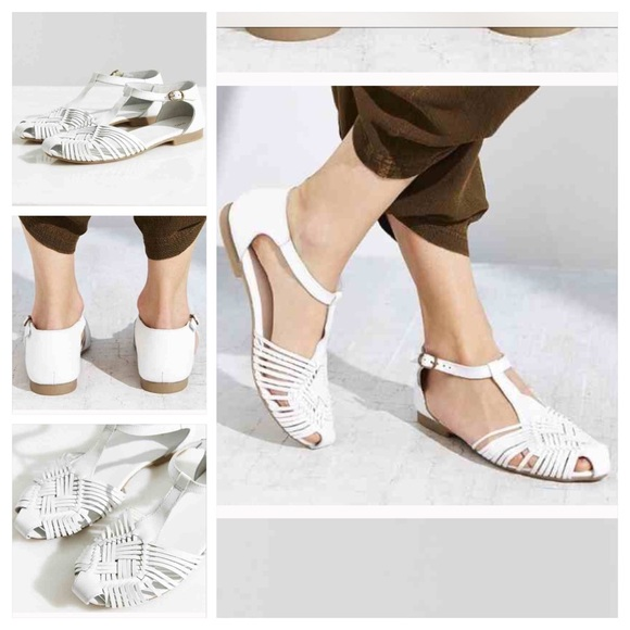33d0497f6ee6 Urban Outfitters Huarache Sandals