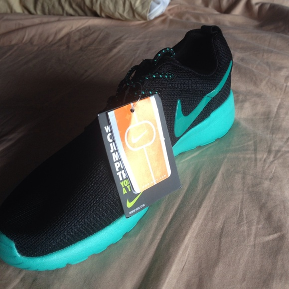Zapatillas Nike Negros De Las Mujeres Del Tamaño 8 Qzy0Fsb