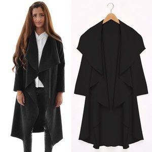 Black Outerwear-S
