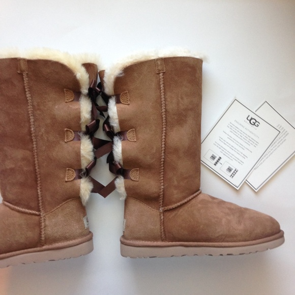 ugg bailey bow soldes