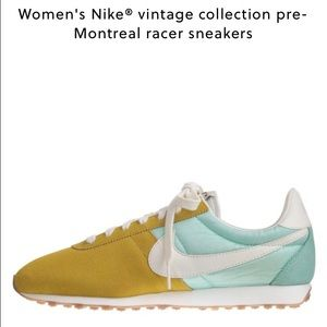Nike Shoes - Nike women's pre Montreal racer run vintage size 7