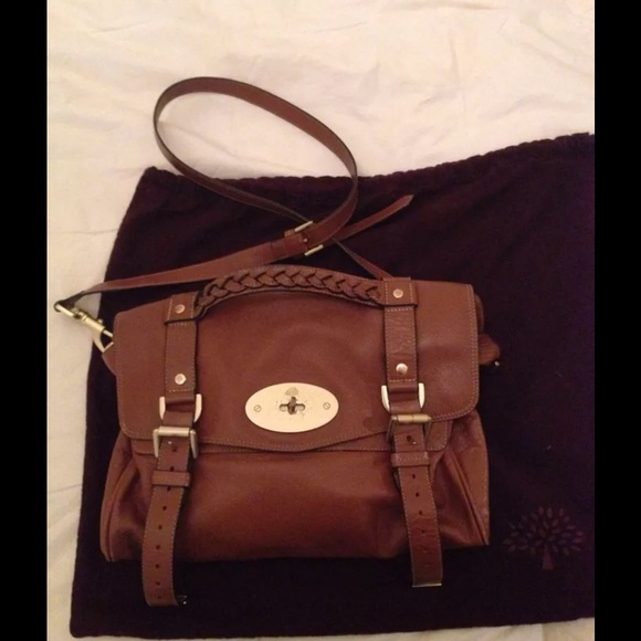 Mulberry Bags   Alexa Soft Buffalo In Oak   Poshmark 623de3403b