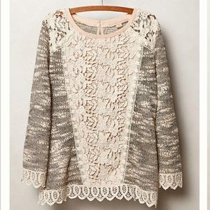 Anthropologie Emerson Pullover