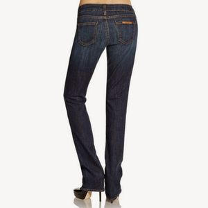True Religion Boot Cut Tricia Jeans 27