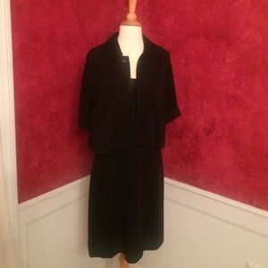 Lauren Ralph Lauren - Black Sleeveless Dress
