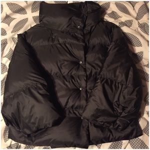 GAP 3/4 Sleeve Down Coat