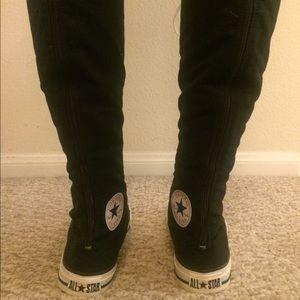 Genou Converse Bottes Haute o0x8YduQ9